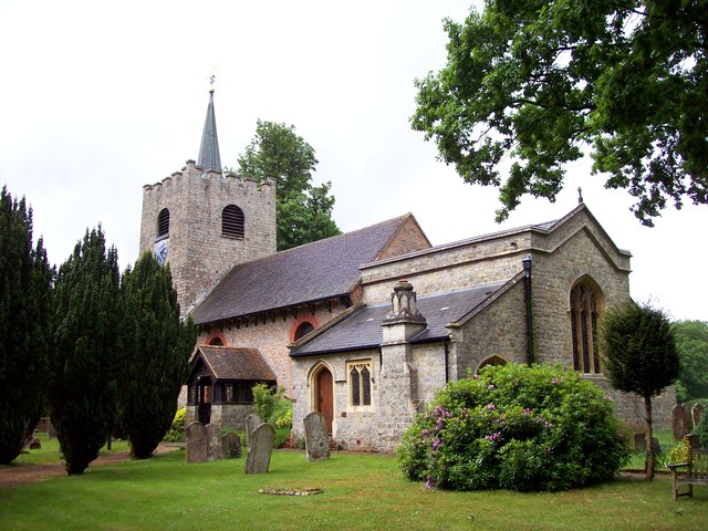 St Michaels Church Pirbright